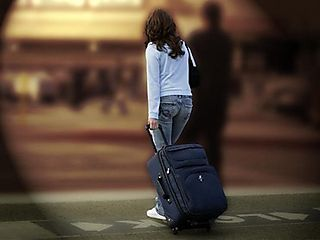 WomanWithLuggage